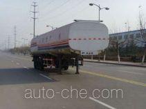 泰骋牌LHT9400GYY型运油半挂车