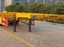 Taicheng LHT9400TJZG container transport trailer