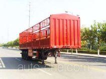 泰骋牌LHT9401CLXY型仓栅式运输半挂车