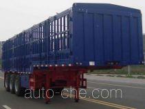 泰骋牌LHT9401CLXYD型仓栅式运输半挂车