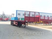 Taicheng flatbed trailer