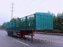 泰骋牌LHT9402CLXY型仓栅式运输半挂车