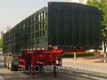 泰骋牌LHT9402CLXYD型仓栅式运输半挂车