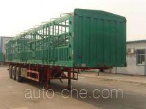 泰骋牌LHT9406CLXY型仓栅式运输半挂车