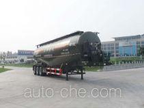 智沃牌LHW9400GFL型低密度粉粒物料运输半挂车