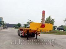 Zhiwo LHW9400ZZXP flatbed dump trailer