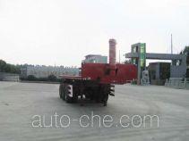 Zhiwo flatbed dump trailer