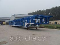 鲁岳牌LHX9200TCL型车辆运输半挂车