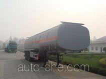 鲁岳牌LHX9400GYY型运油半挂车