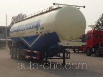 鲁岳牌LHX9401GFL型低密度粉粒物料运输半挂车