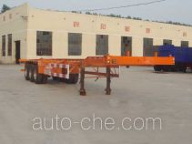 Luyue LHX9401TJZ container transport trailer