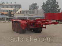 Luyue LHX9403TJZ container transport trailer