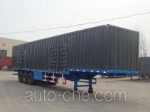 Luyue LHX9403XXY box body van trailer