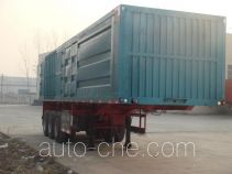 Luyue LHX9404XXY box body van trailer