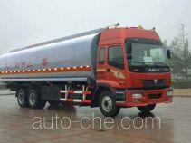 华宇达牌LHY5251GHY型化工液体运输车