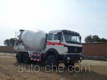 Huayuda LHY5255GJB concrete mixer truck