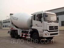 Huayuda LHY5256GJB concrete mixer truck