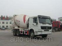Huayuda LHY5258GJB concrete mixer truck
