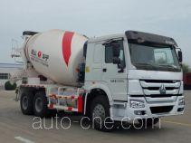 Huayuda LHY5258GJBZL concrete mixer truck