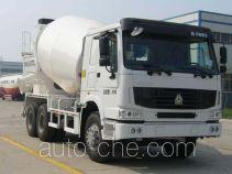华宇达牌LHY5258GJBZL型混凝土搅拌运输车