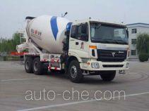 Huayuda LHY5259GJB concrete mixer truck