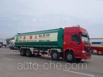 华宇达牌LHY5315GRY型易燃液体罐式运输车