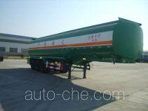 Huayuda LHY9370GHY chemical liquid tank trailer