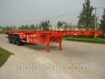 Huayuda LHY9370TJZ container transport trailer