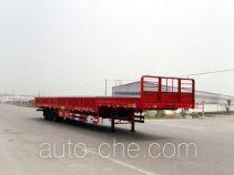 华宇达牌LHY9382型半挂车