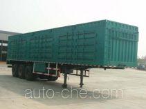 Huayuda LHY9391XXY box body van trailer