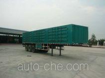 Huayuda LHY9400XXY box body van trailer