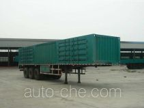 Huayuda LHY9400XXY box body van trailer