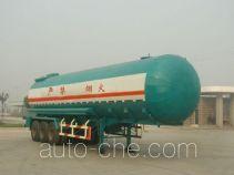 Huayuda LHY9402GHY chemical liquid tank trailer