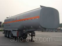Huayuda LHY9402GSY edible oil transport tank trailer