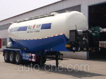Huayuda LHY9403GFLB medium density bulk powder transport trailer
