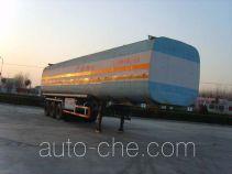Huayuda LHY9403GHY chemical liquid tank trailer