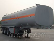 Huayuda LHY9404GHY chemical liquid tank trailer