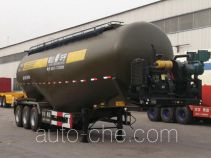Huayuda LHY9406GFLD low-density bulk powder transport trailer
