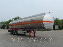 Huayuda LHY9409GYYA aluminium oil tank trailer