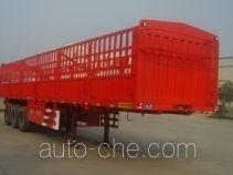 华宇达牌LHY9408CCY型仓栅式运输半挂车