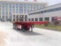 Huayuda LHY9408ZZXP flatbed dump trailer