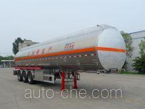 Huayuda LHY9409GYY aluminium oil tank trailer