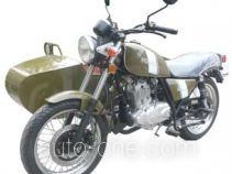 Luojia LJ150B motorcycle with sidecar