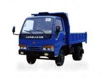 Longjiang LJ2010D low-speed dump truck