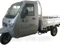 Luojia cab cargo moto three-wheeler