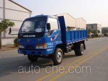 Longjiang LJ4010DA low-speed dump truck
