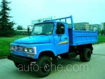 Lanjian LJC2810CD1 low-speed dump truck