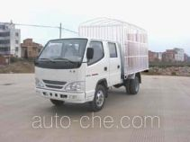 Lanjian LJC4010WCS low-speed stake truck