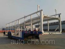 Hualiang Tianhong LJN9200TCL vehicle transport trailer