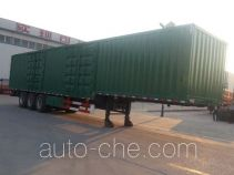 Hualiang Tianhong LJN9400XXYE box body van trailer